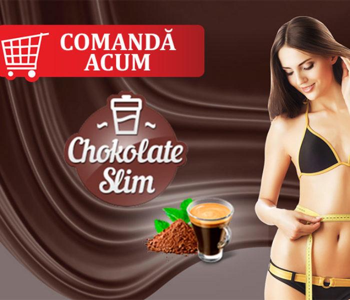 Chocolate Slim – produs natural pentru slăbit, cu aromă de ciocolată