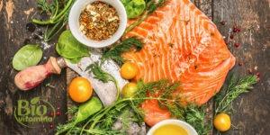 Mancare sanatoasa dieta somon