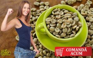 Cafea Verde Green Coffee boabe energie cura slabit