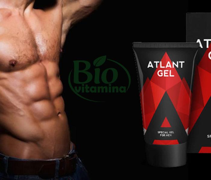 Atlant Gel – creşte potenţa şi măreşte considerabil penisul
