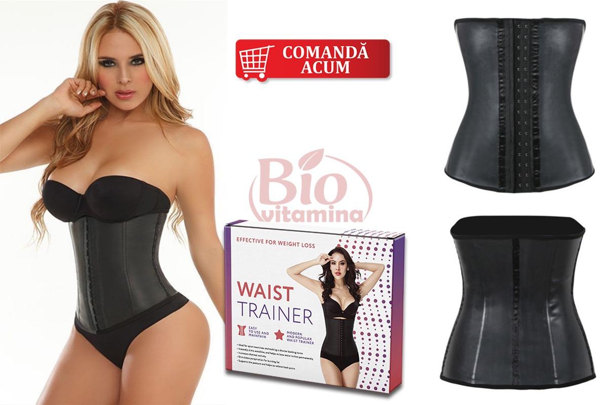 waist trainer corset spate talie slabit