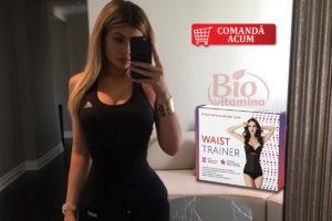 waist trainer transpiratie corset slabit