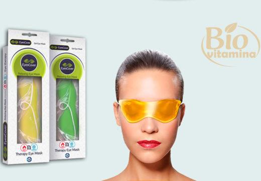 EyesCover, mască gel – scapi de cearcăne, pleoape umflate şi pungile de sub ochi
