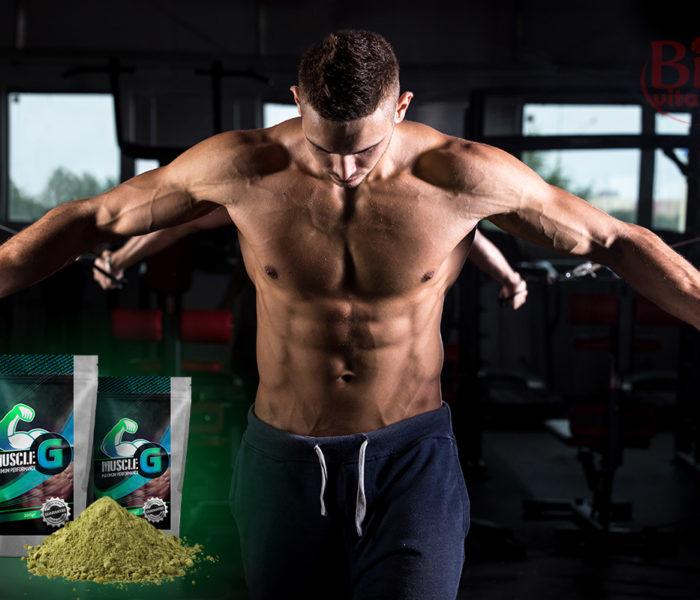 Muscle G – mușchi bine conturați, tonus ridicat