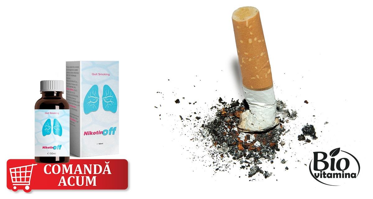 NikotinOFF-fumat-renuntare-picaturi-tratament