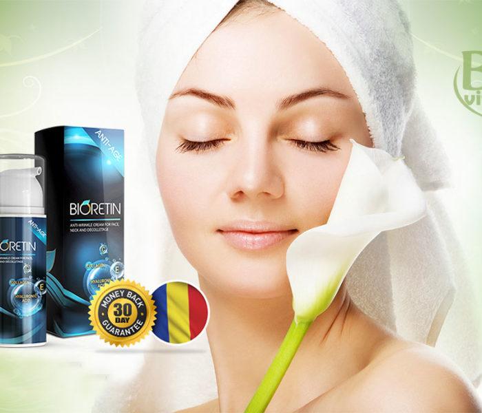 Bioretin, crema care ține ridurile la distanță