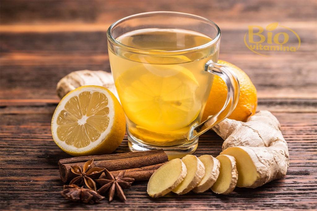 ceai-scortisoara-ghimbir cura slabit