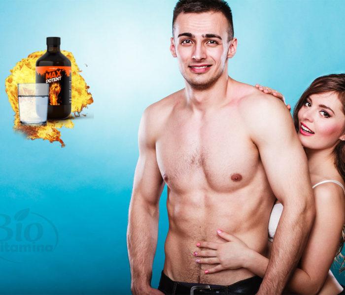 Max Potent prelungeşte erecţia şi creşte apetitul sexual