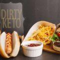 Dirty keto – dieta care vă permite să mâncați fast-food de trei ori pe zi
