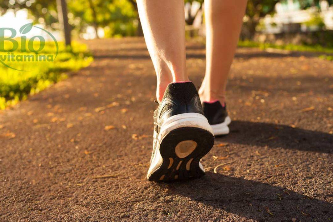 Câte calorii pierzi mergând pe jos