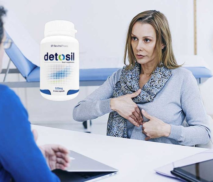 Detosil elimină toxinele și parazitii și ajută la pierderea în greutate