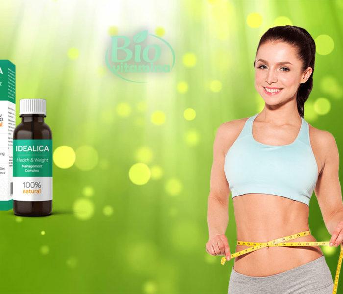 Idealica vă ajută să slăbiți sănătos și repede