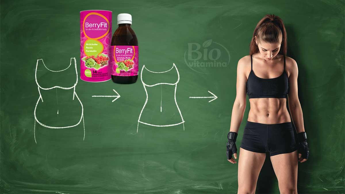 berryfit cura slabit mod folosire metabolism farmacia tei