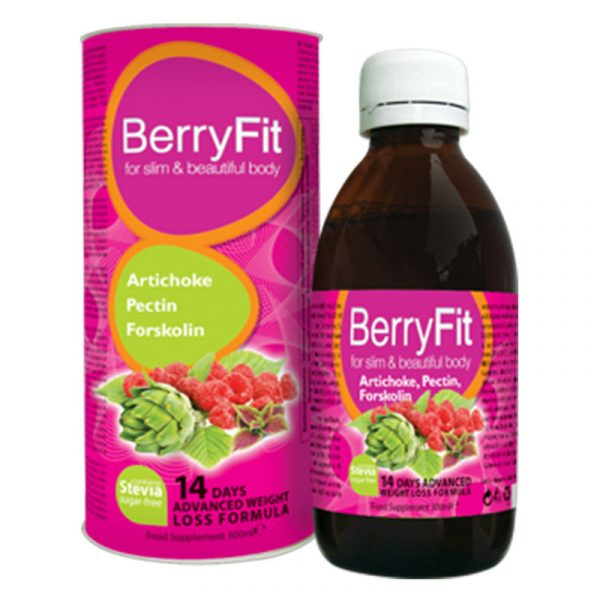 berryfit romania pret cura metabolism farmacia catena