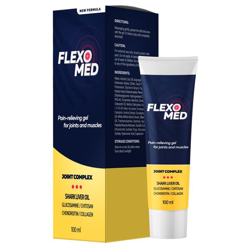 flexomed pret gel prospect farmacia tei artrita durere