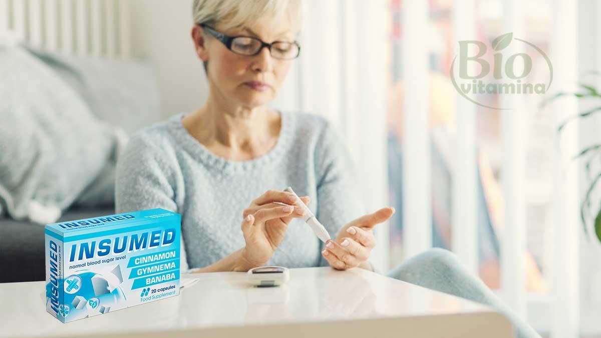 insumed glicemie insulina pancreas diabet zahar in sange farmacia tei