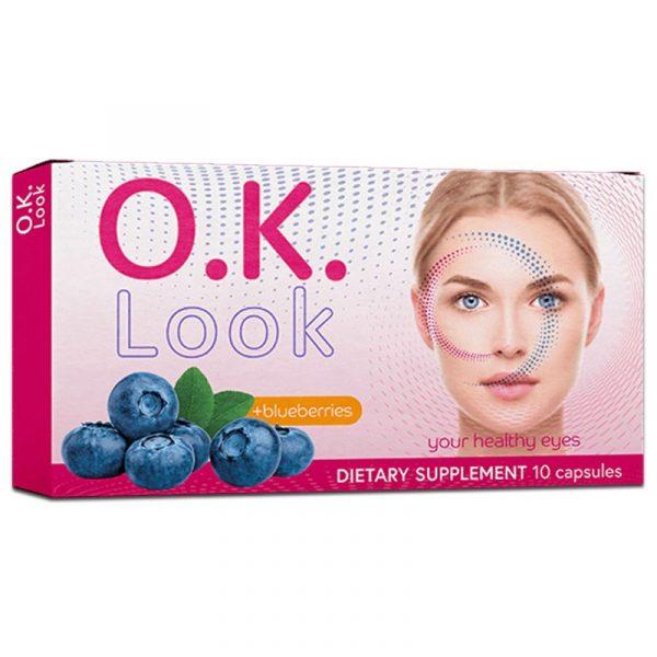 ok look capsule vedere cataracta farmacia tei cristalin ochi